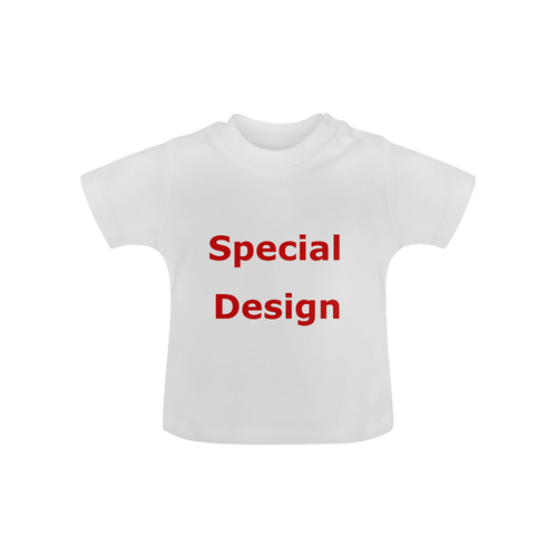 Personalized T-Shirt (6M-8Y) -  custommade - The Tot Drawer