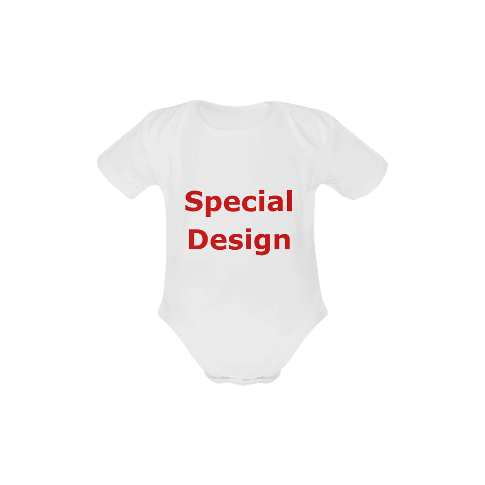 Personalized Bodysuit (0-24M) -  custommade - The Tot Drawer