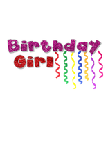 """Birthday Girl"" T-Shirt (6M-8Y) -  custommade - The Tot Drawer"