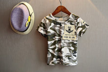 BAILEY Camouflage Sporty Top and Pants Set Khaki -  Sets - The Tot Drawer