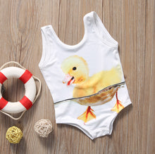TWEETY Ducky One-Piece Swimwear