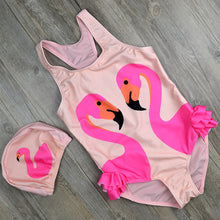 BIRDIE Swimwear Pink Flamingo -  Swimwear - The Tot Drawer
