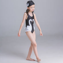 BIRDIE Swimwear Black Swan -  Swimwear - The Tot Drawer