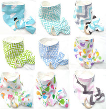 CAREY Bib and Teething Ring Set Multicolor Florals -  Accessories - The Tot Drawer