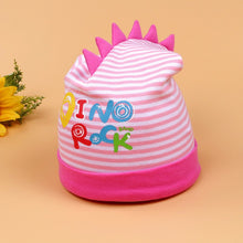 """Dino Rock"" Dinosaur Baby Hat (3 colors option) -  Accessories - The Tot Drawer"