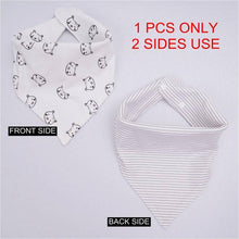 Pack of 3, Price of 2 - DREW Reversible Bib -  Accessories - The Tot Drawer