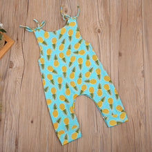 PIPER Strappy Pineapple Long Jumper