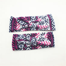 PRECIOUS Mother Daughter Matching Bowknot Headband Purple (2 pcs)