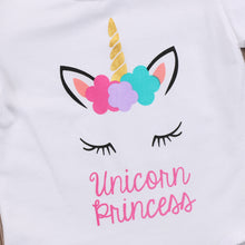 Unicorn Princess Bodysuit (0-24M) -  Onesies - The Tot Drawer