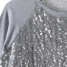 SPARKLES Mommy and Baby Sequin Sweatshirt (1 pc) -  Family Sets - The Tot Drawer