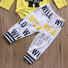 """I'll Eat You Up I Love You So"" Long Sleeve Bodysuit, Long Pants and Hat 3PCS Set (0-18M) -  Sets - The Tot Drawer"