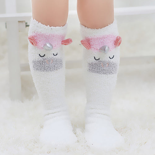 Unicorn Pantyhose Socks Stockings Tight 1-5T