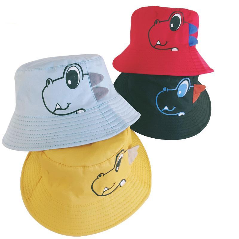 ... Dinosaur Reversible Bucket Hat (4 color options) - Accessories - The  Tot Drawer ... 67b4b20430dd