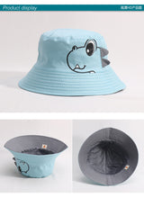 Dinosaur Reversible Bucket Hat (4 color options) -  Accessories - The Tot Drawer