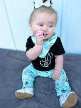 """Ain't No Bunny Like You"" T-Shirt, Pants and Hanky Set -  Sets - The Tot Drawer"
