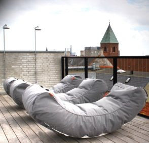 Outdoor Half Moon Chair