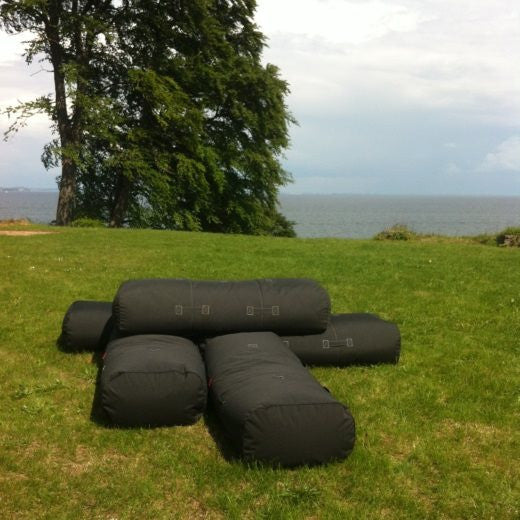 Bean Bag Bench