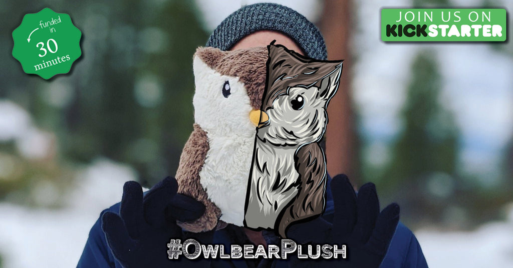 Owlbear Plush Lauches