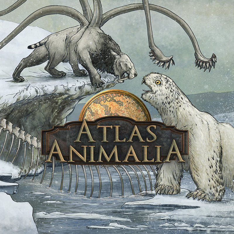 Atlas Animalia Icon