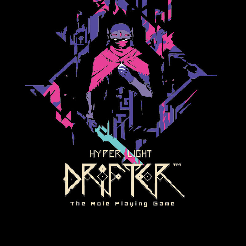 Hyper Light Drifter Brand Icon