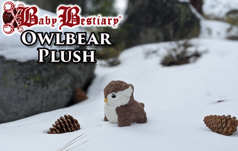 Owlbear Plush