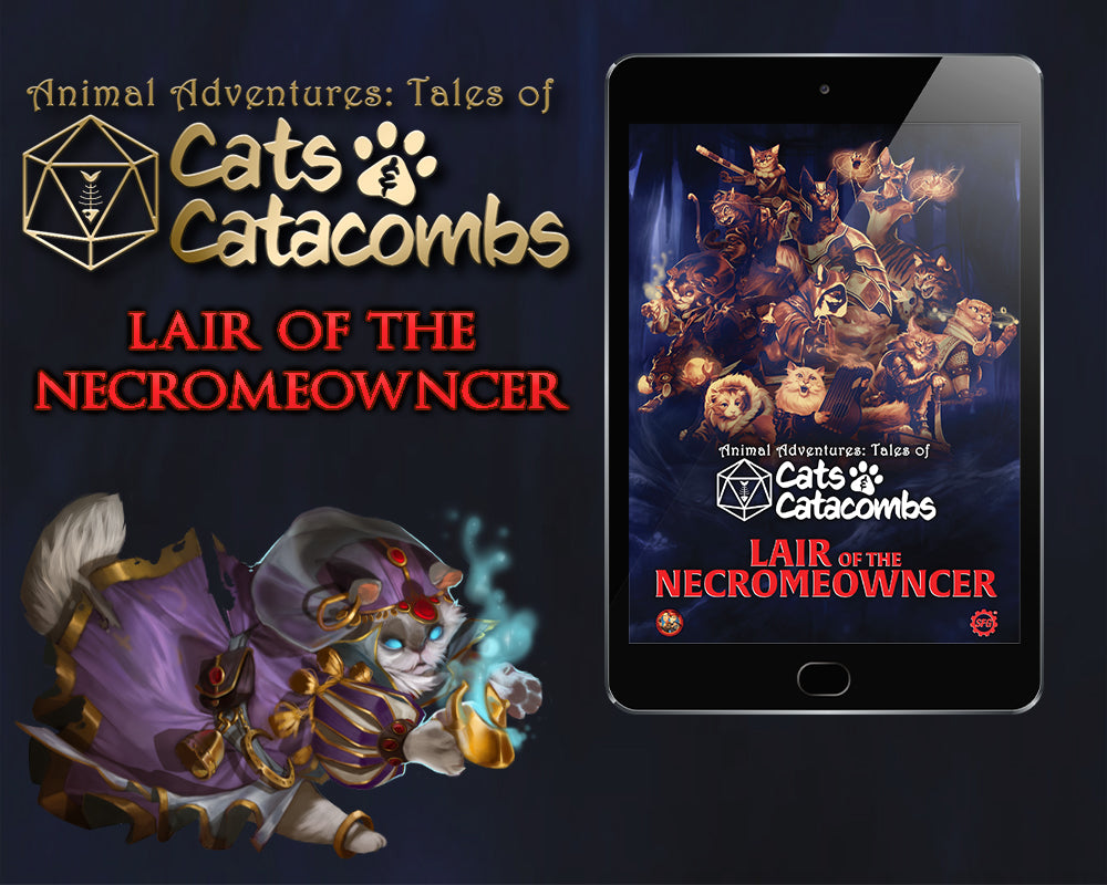 Lair of the Necromeowncer