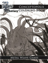 Load image into Gallery viewer, Baby Bestiary: Conceptopolis Coloring Book