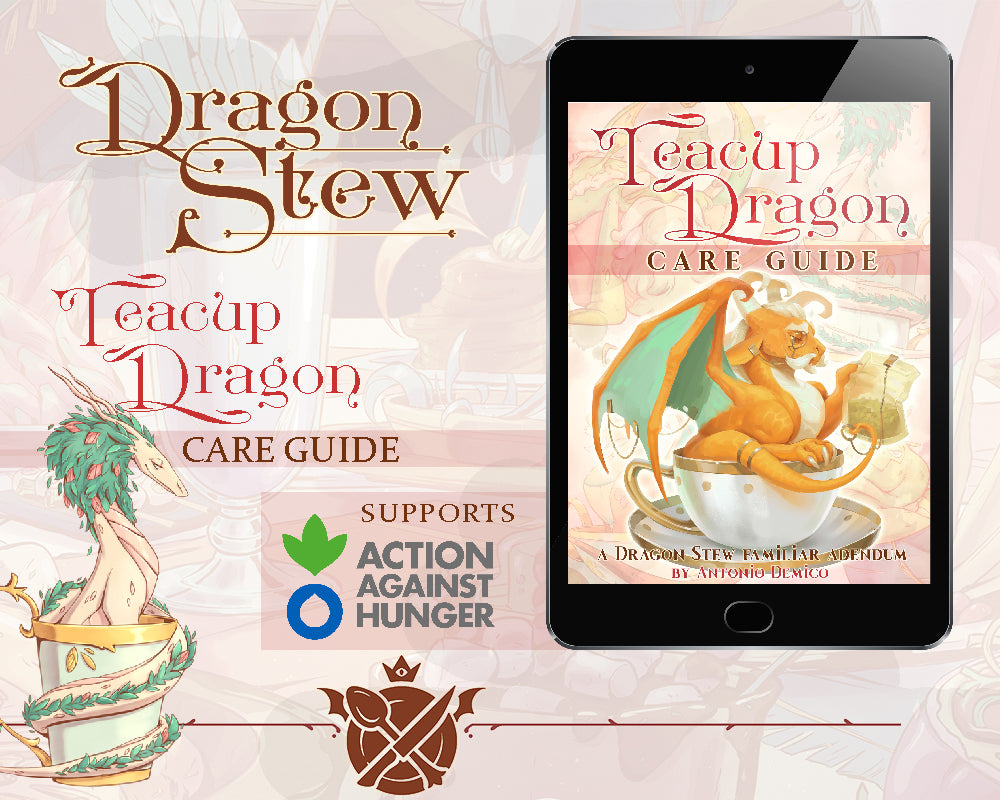 Teacup Dragon Care Guide