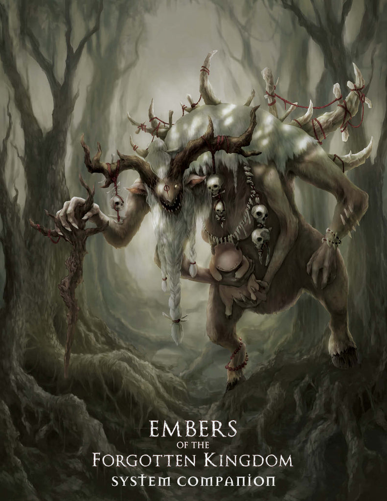 Embers: System Companion (13th Age)