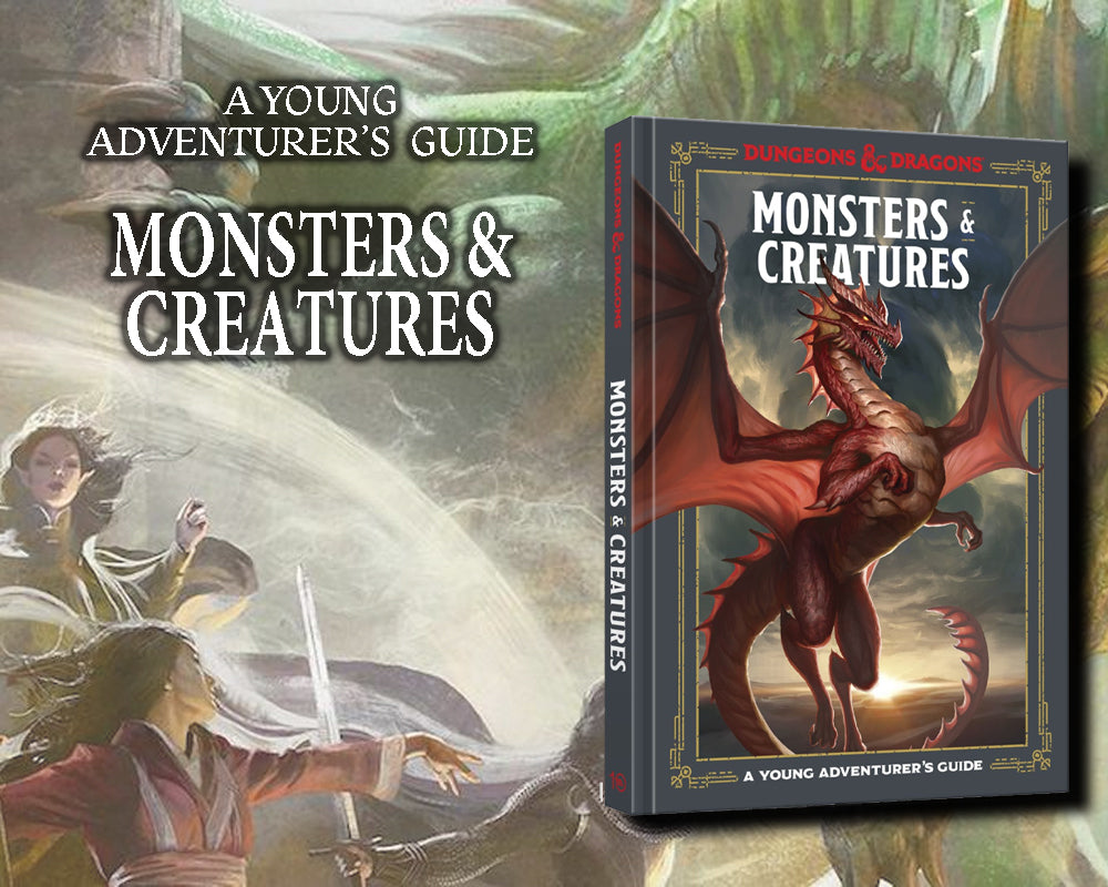 Young Adventurer's Guide: Monster & Creature