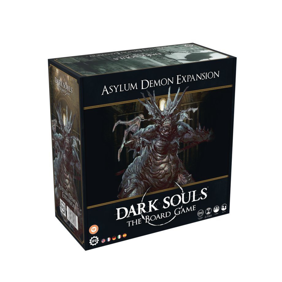Asylum Demon Expansion (Dark Souls Board Game)