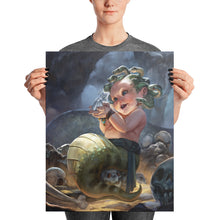 Load image into Gallery viewer, Medusa Daughter
