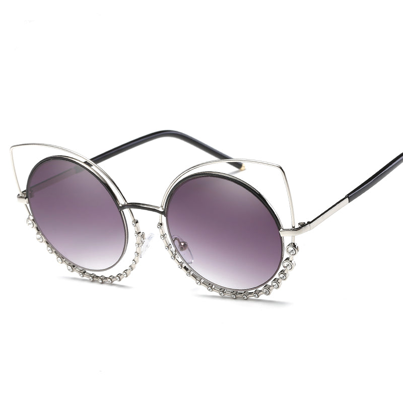 SPC-12 Cat Eye Sunglasses - SIPU EYEWEAR