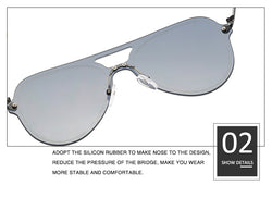 SPA-04 Aviator Sunglasses Unisex - SIPU EYEWEAR