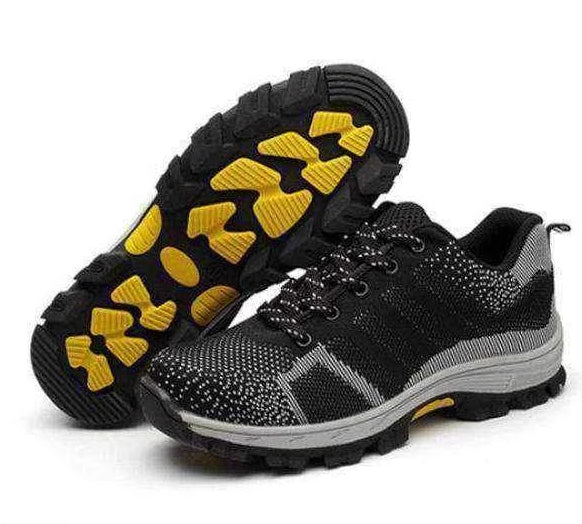 The Original Indestructible Bulletproof Ultra X Protection Shoes