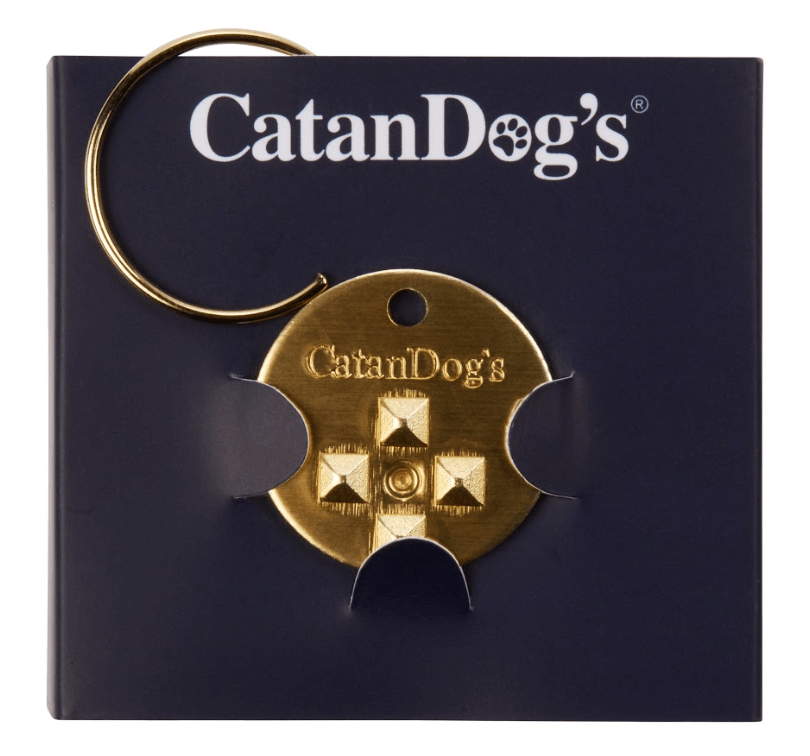 CatanDog's Tag - Protect Your Pets The Natural Way!