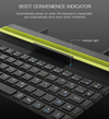 Foldable BT-Keyboard - Dream Morocco