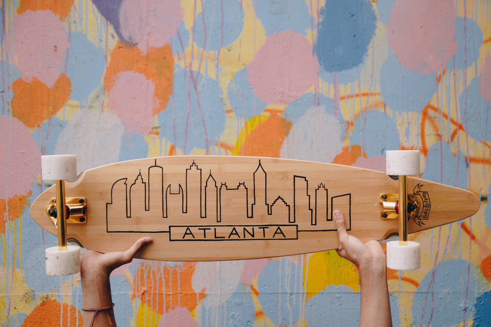 Atlanta Skyline Pintail