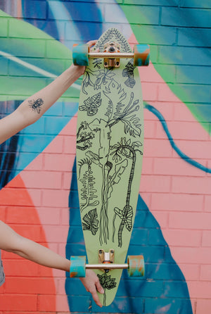 Load image into Gallery viewer, Custom Bamboo Cruiser | Tropic Thunder