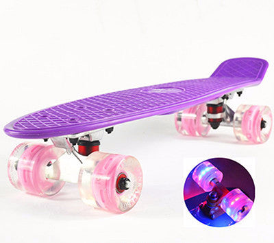 Classic Penny with LED Wheels