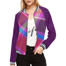 Load image into Gallery viewer, ANNA Bomber Jacket