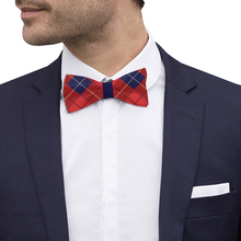 Load image into Gallery viewer, NYA Satin Bow Tie
