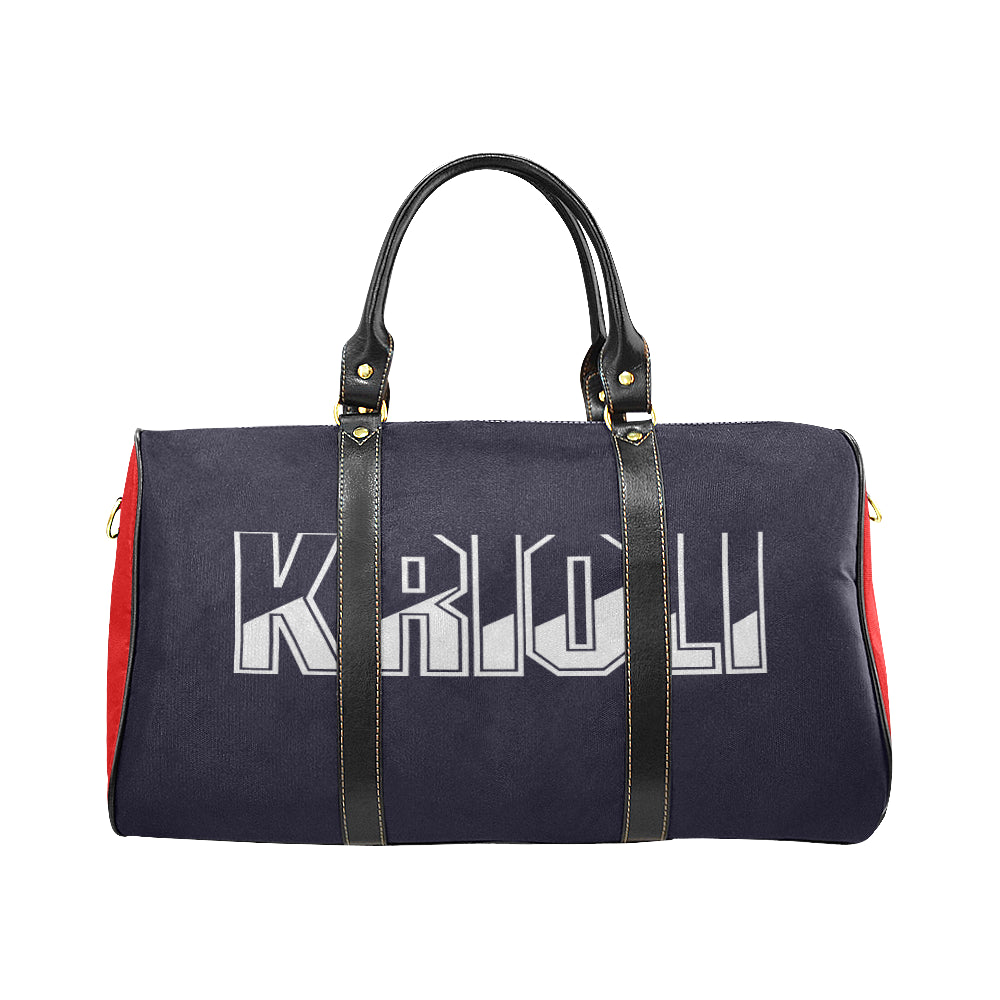 Signature Travel Bag