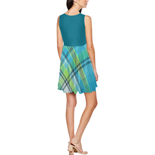 Load image into Gallery viewer, MAJI Fit-and-Flare Dress