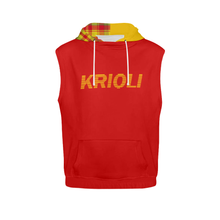 Load image into Gallery viewer, KARUK Sleeveless Hoodie
