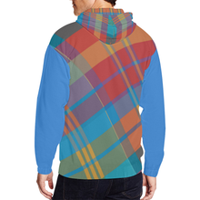 Load image into Gallery viewer, ZURI Zip Hoodie
