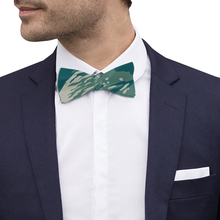 Load image into Gallery viewer, CAMO Satin Bow Tie
