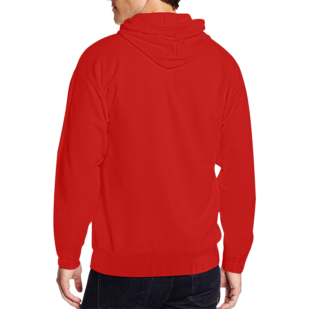 Signature Full Zip Sweater