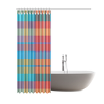 Load image into Gallery viewer, ZURI Shower Curtain