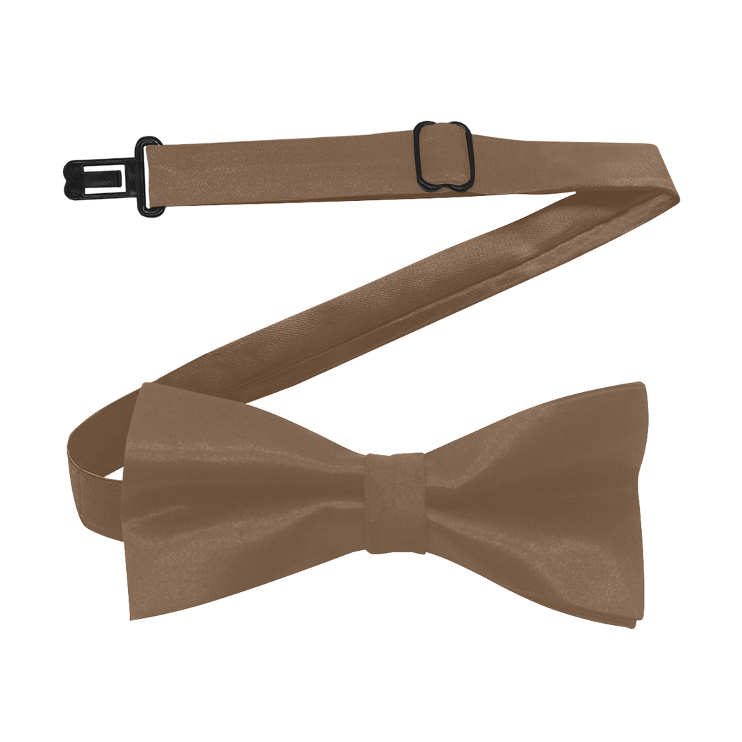 Signature Satin Bow Tie
